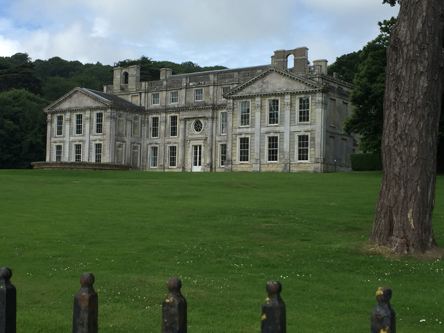 Appuldurcombe House. Isle of Wight